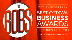 Best Ottawa Business Awards (the Bobs): 2014 HR Initiative of the Year